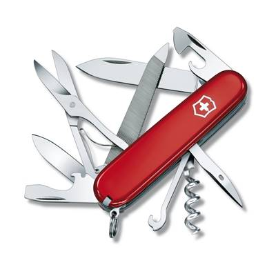 13743 COUTEAU ROUGE MOUNTAINEER VICTORINOX