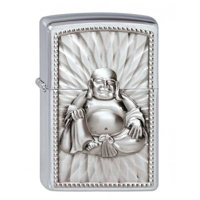 2002068 BRIQUET ZIPPO PL 200 BUDDHA WITH 108 PEARLS