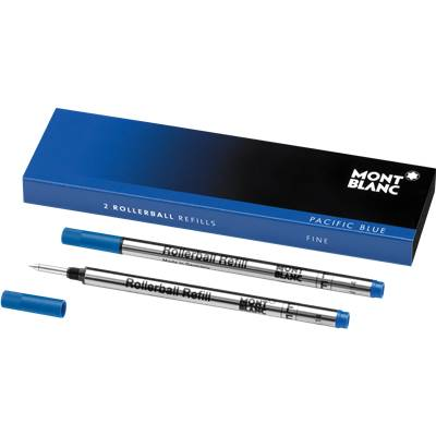 105163 Recharges Rollerball Pacific Blue F (X2)
